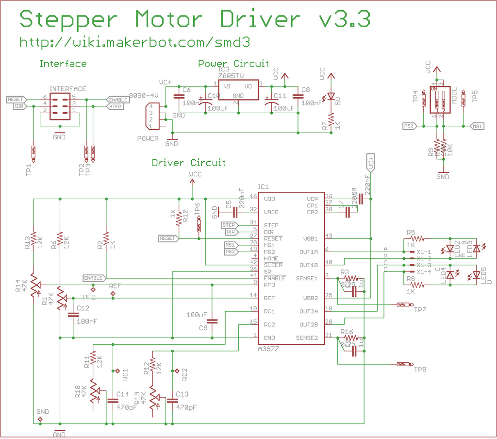 Rampant Robots Stepper Motors And Drivers