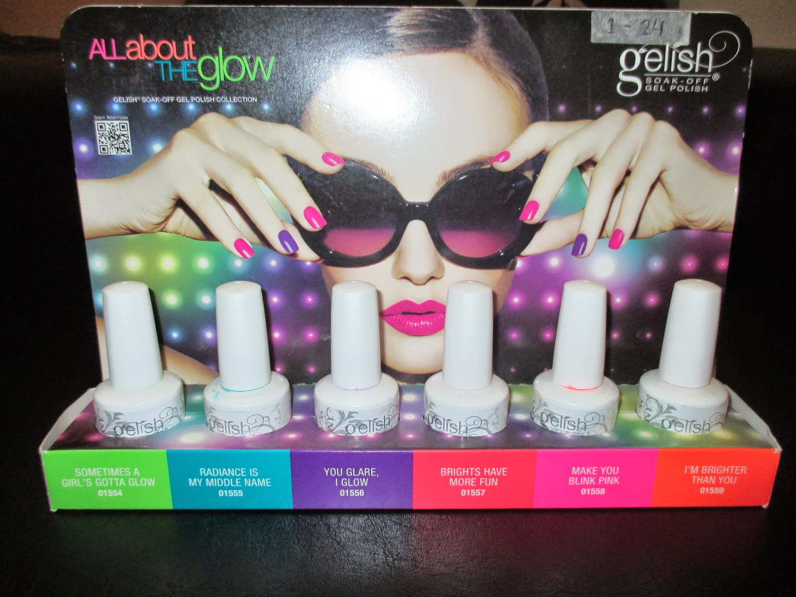 Gelish All About The Glow Nail Polish