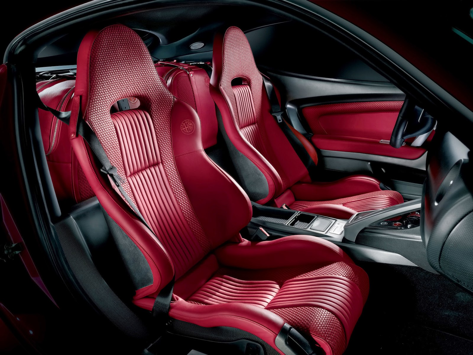Alfa Romeo Interior | The Car Club