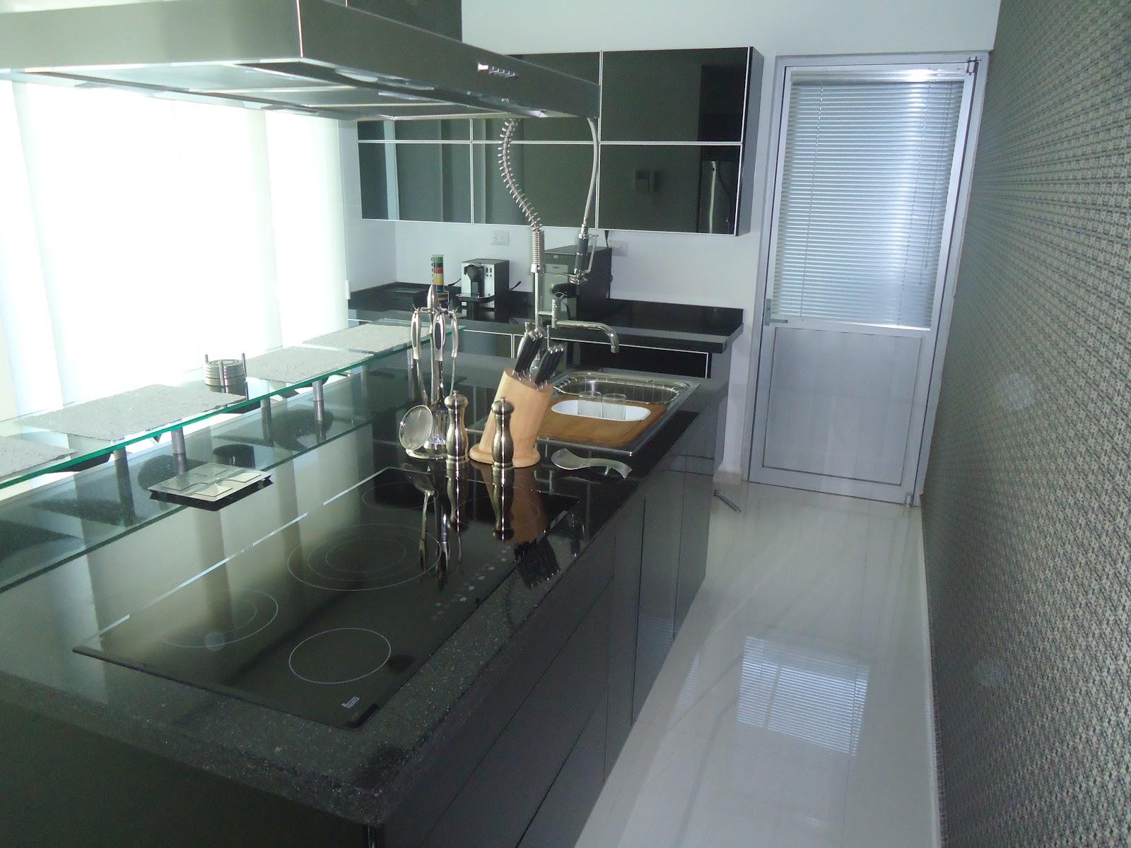 Heynez cocinas modernas for Acabados cocinas modernas