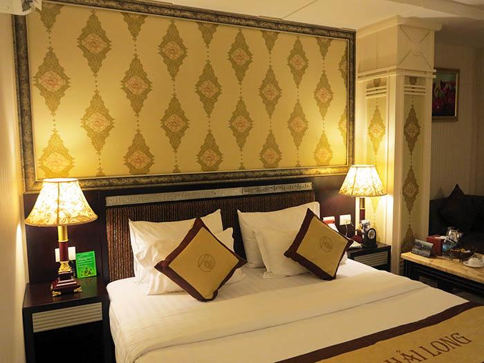 Hoang Hai Long bed