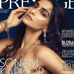 Sonam Kapoor Hot Photoshoot For Prestige Magazine
