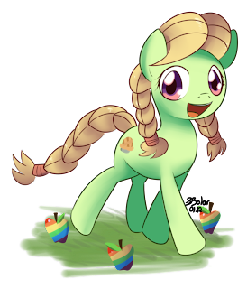 Happy Birffday Flutterdude! 109321+-+annie_smith+apples+artist+solar-slash+granny_smith+young+young_granny_smith+zap_apples