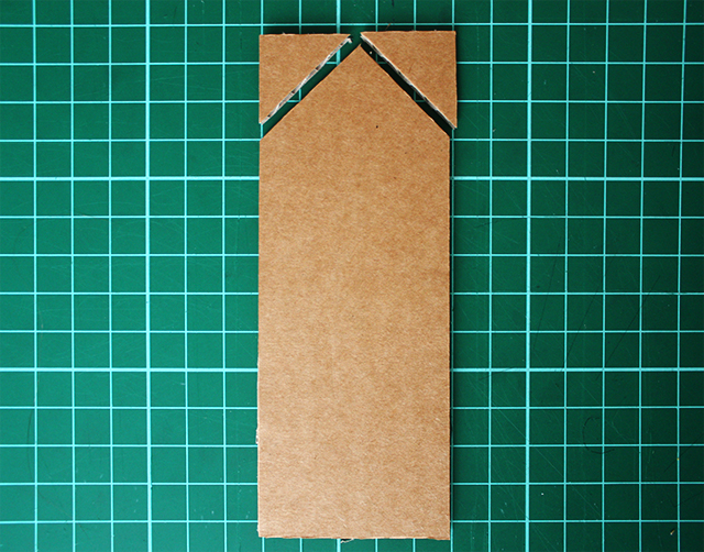 cardboard pencil how to by laura redburn