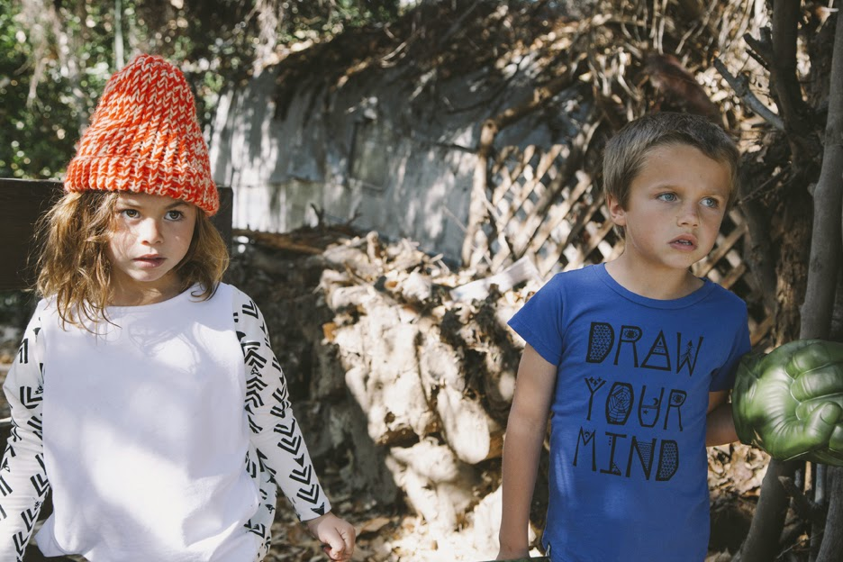 Mini & Maximus autumn-winter 2014/15 kids clothing collection