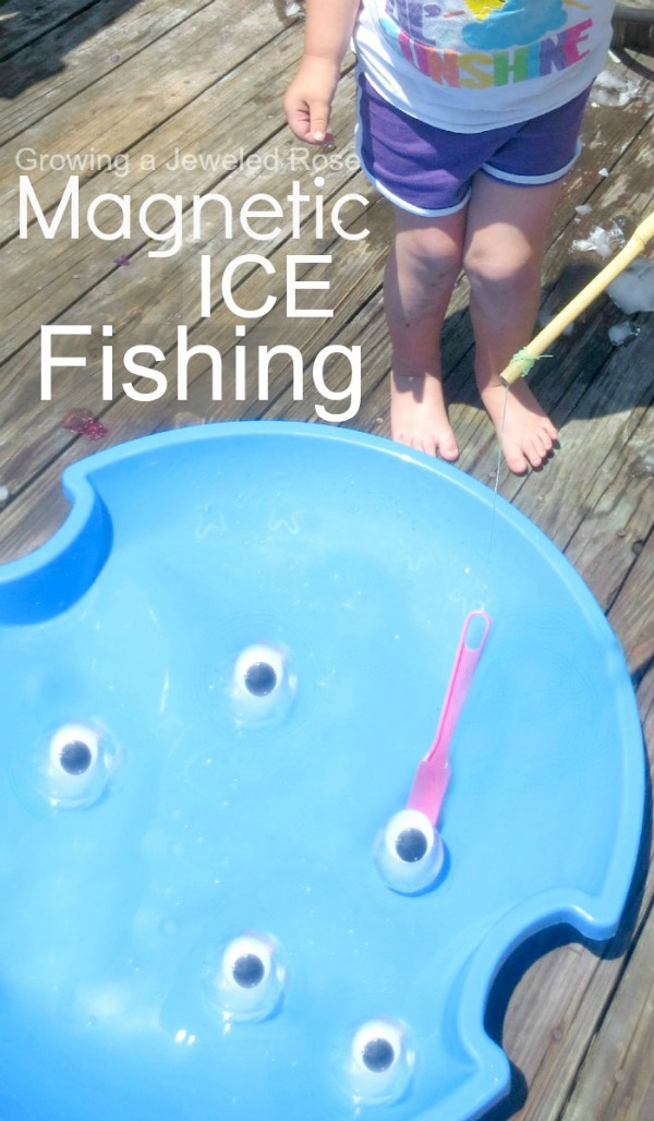 summer fun ice fishing game growing a jeweled rose
