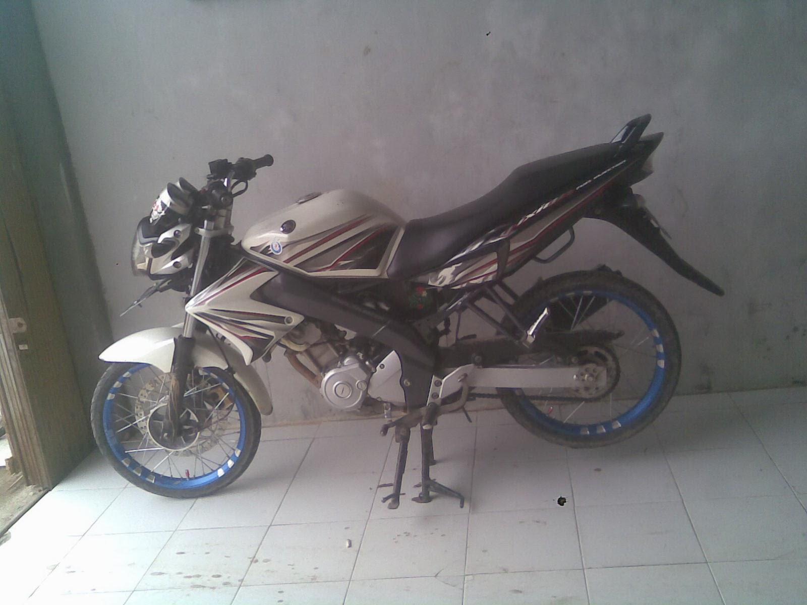 Nugraha Blog Dijual Motor Vixion Murah