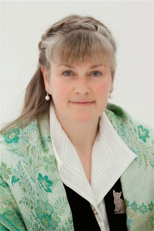 Alderman Eva Ruzicka