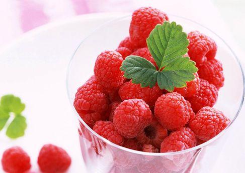 8 Buah-Buahan dengan Kandungan Antioksidan Terbanyak di Dunia: Raspberry
