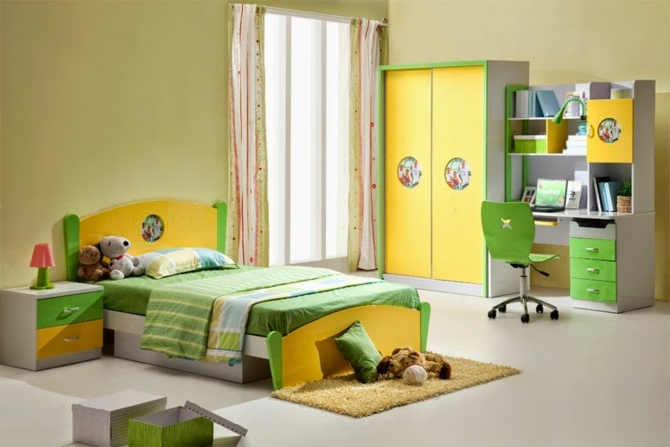 nursery design for children