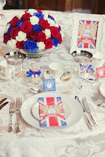 I love london festa a tema inghilterra trend hub - Bandiere bianche a colori ...