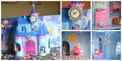 MagiClip Castle, toys, Princess