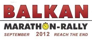 Balkan Marathon Rally 2012 : 4-14 SETTEMBRE
