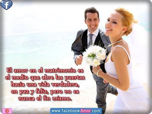 Frase Matrimonio Romano : Imagenes con frases de matrimonio para facebook imágenes