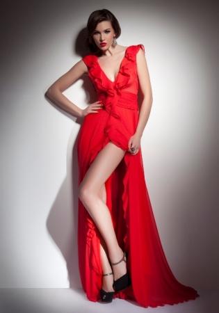 Valentine S Day Red Dress La