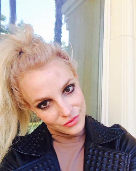 Britney Spears le respondió a un fan que la atacó en Instagram