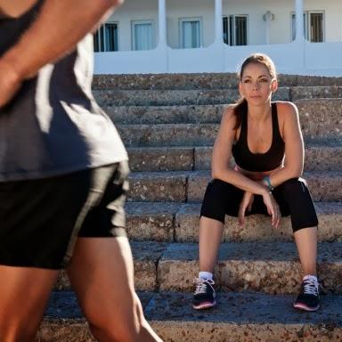 running, fat burning, weight-loss tips