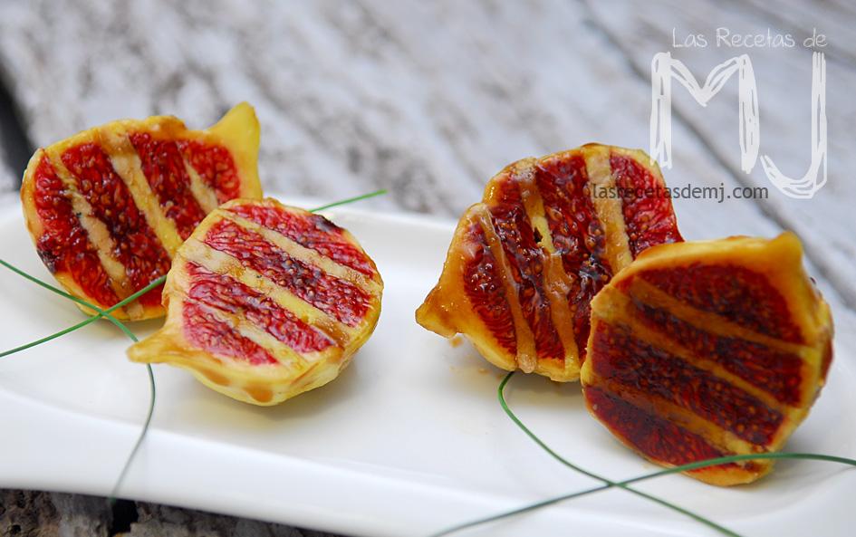 Higos con foie al pedro xim nez by joan roca las recetas - Cocina con joan roca ...