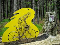 Monument Marco Pantani