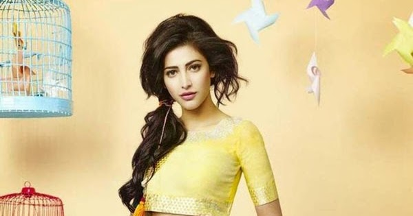 filmi masala shruti hassan shoppers stop hot photoshoot