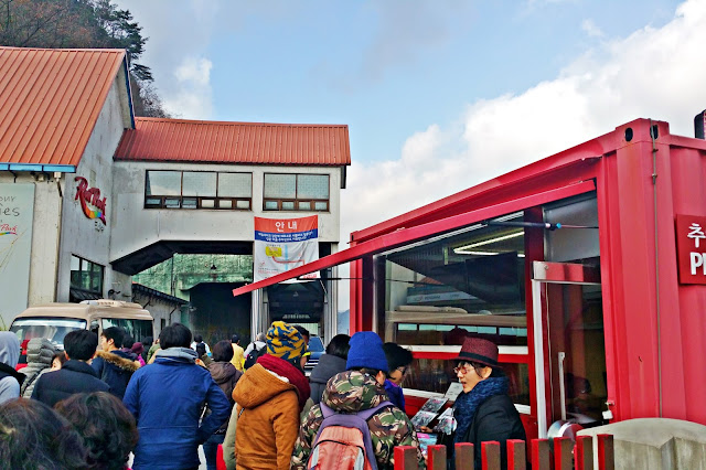 Rail Park - Gangchon Station | www.meheartseoul.blogspot.com