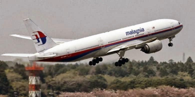 PESAWAT MAS MH70 KE TOKYO PATAH BALIK