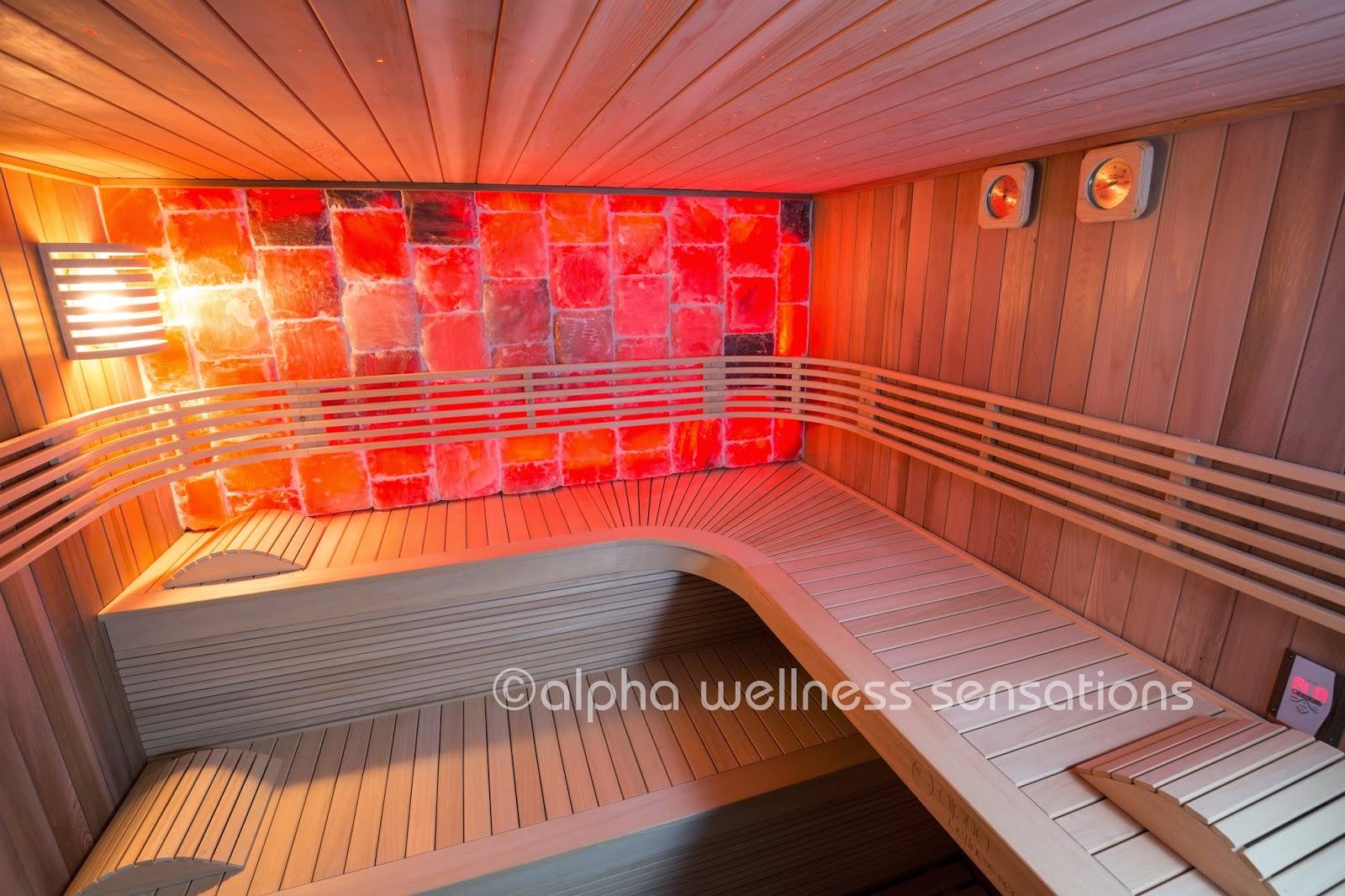 ESCLT10 -Equa - Sauna - Chaleur de Luxe - tower - salt