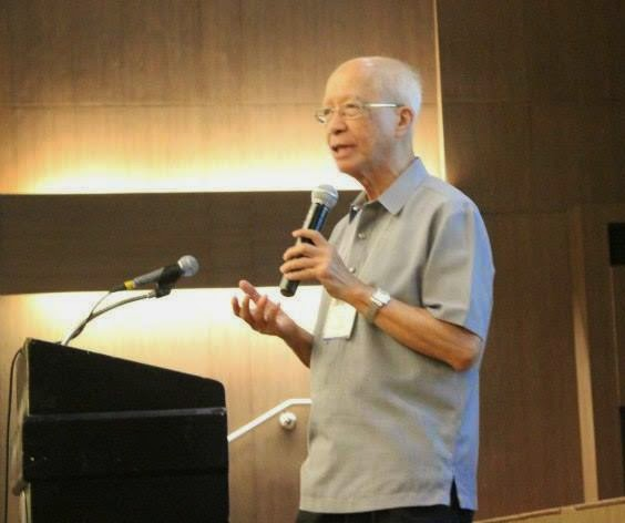 Fr. Bienvenido Nebrers, SJ, Founding Chairmanof Synergeia