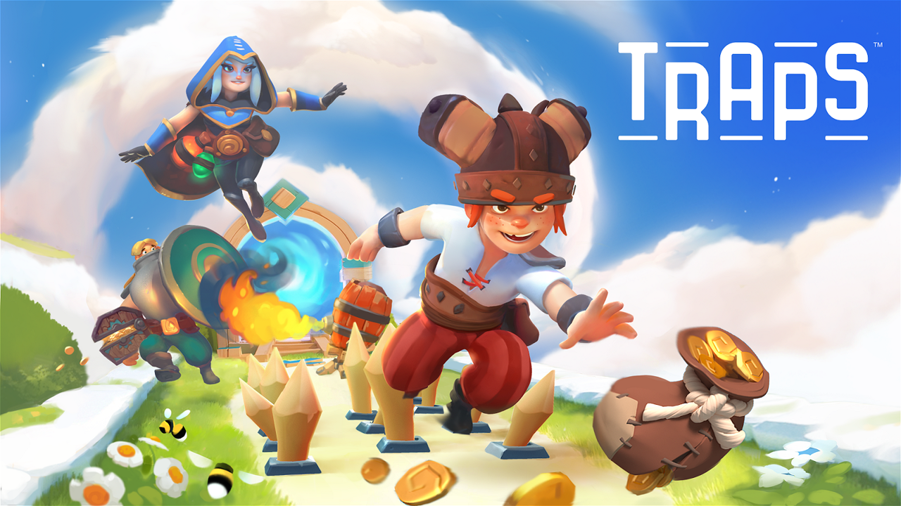 TRAPS Gameplay IOS / Android
