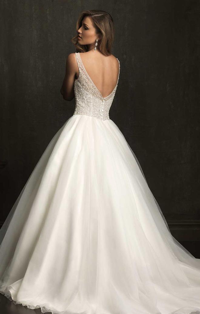Allure Wedding Gowns 029 - Allure Wedding Gowns