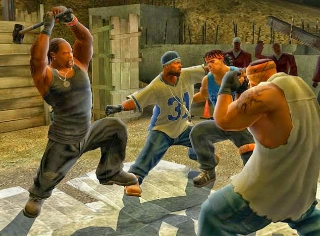 Free Download PC Game Def Jam: Fight for NY Windows
