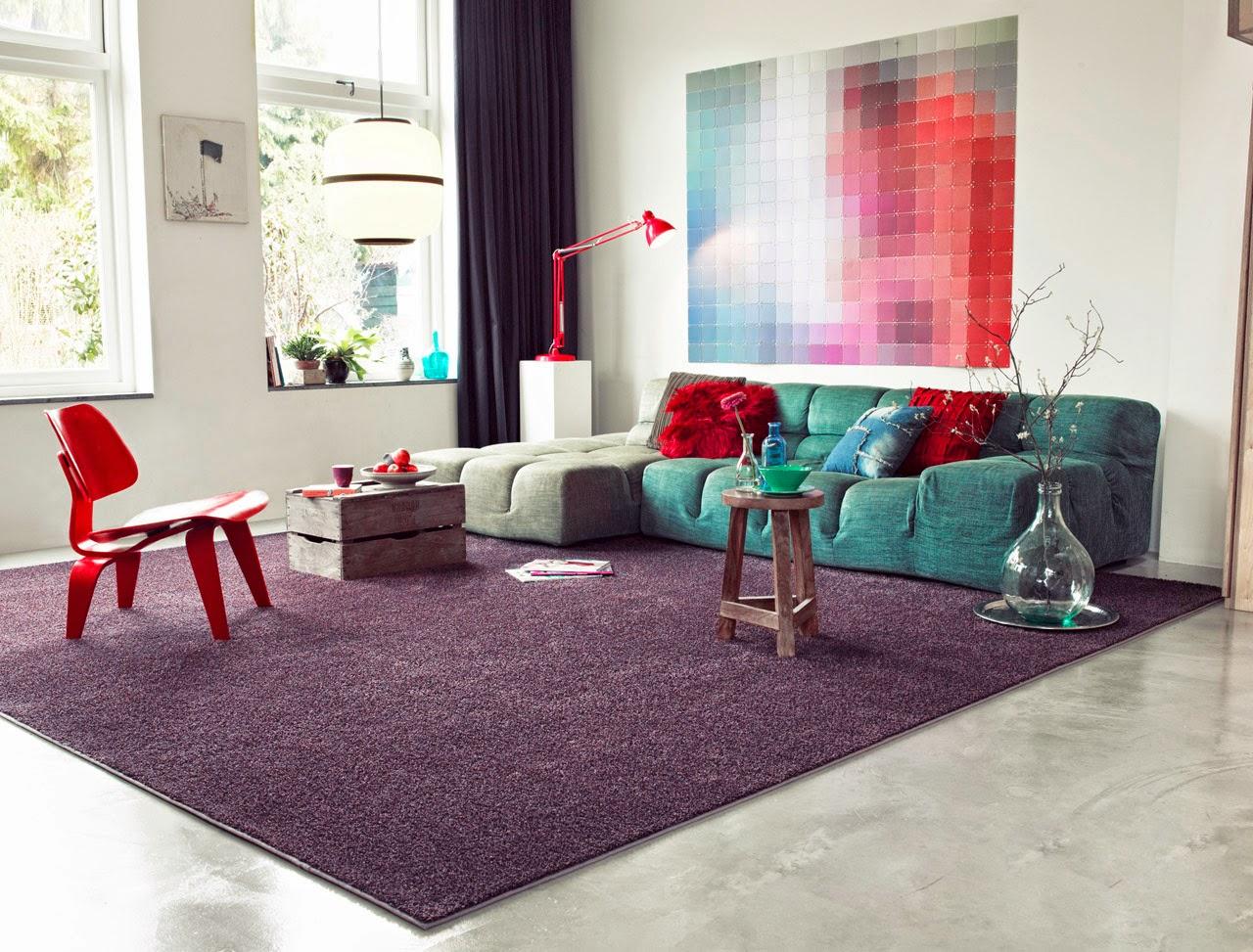 Interieur tip kies voor kleur kok wooncenter inspiratie for Interieur kleur