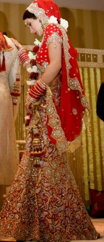 New Pakistani Bridal dresses 2015
