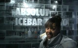 Vídeo : Icebar de Tokyo