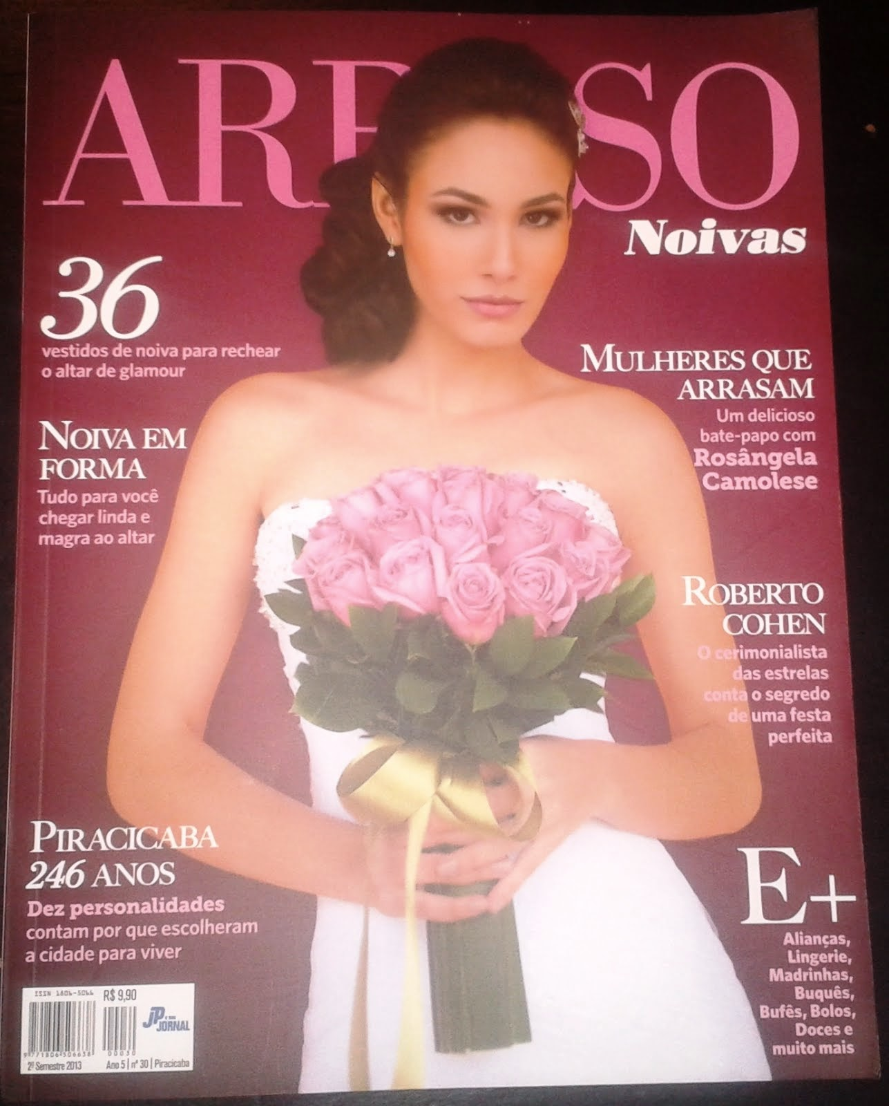 Revista Arraso Noivas
