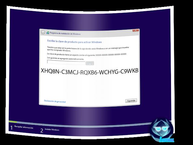 como activar la licencia de windows 8.1