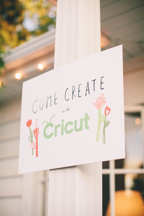 Come create with cricut