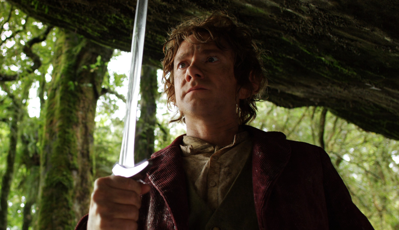 "On ""The Hobbit: An Unexpected Journey"""