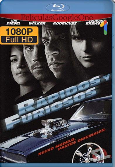 Rápido y furioso 4 (2009) BDRip [1080p] [Latino] [GoogleDrive]