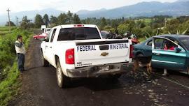 Familiares de desaparecidos del Heaven van a Tlalmanalco