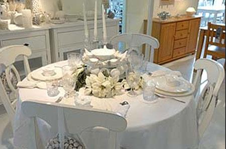 mesa1 Dicas para decoração de ano novo   reveillon