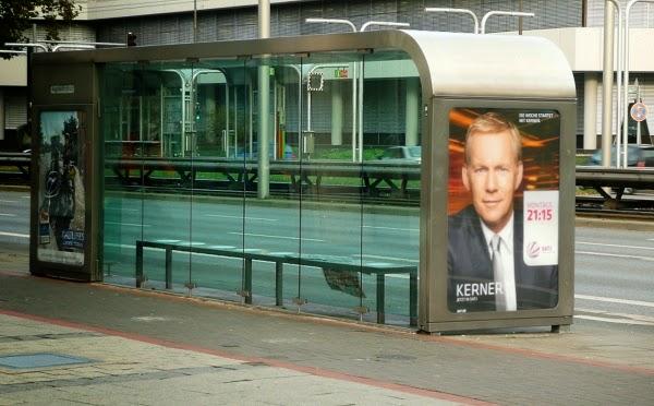 Jasper Morrison Ustra Bus Stop 1992