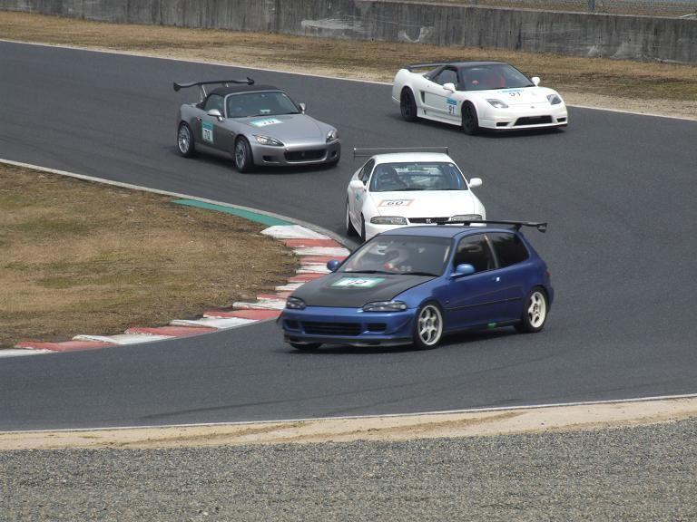 Honda S2000, NSX, Civic & Nissan Skyline R33 GT-R , japoński samochód, sportowy, wyścigi, racing, tor wyścigowy, racetrack, motoryzacja, auto, JDM, tuning, zdjęcia, pasja, adrenalina, kultowe, 自動車競技, スポーツカー, チューニングカー, 日本車