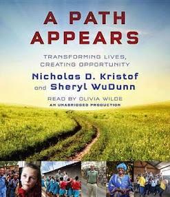 A Path Appears, by Nicholas Kristof & Sheryl WuDunn
