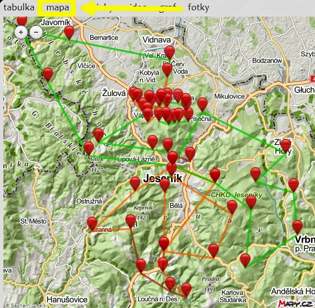 http://www.adventurerace.cz/2014/live.php