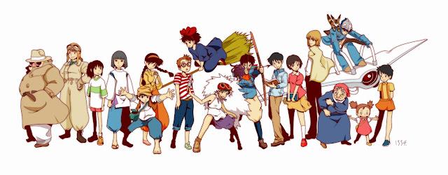 Ghibli universe