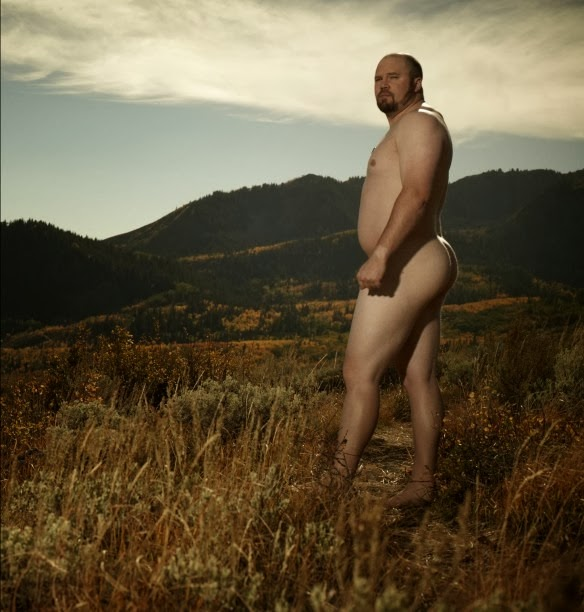Steve Holcomb naked