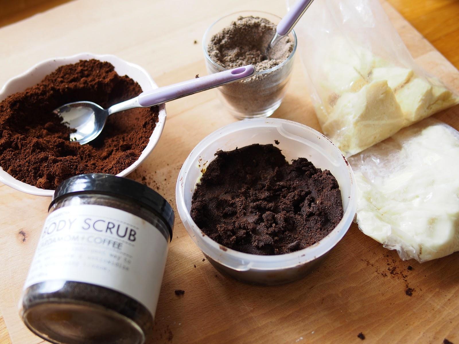 Как сделать скраб для лица в домашних условиях из кофе
