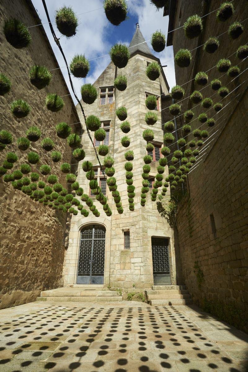 Noces d'herbes-chateau Gaillard Vannes