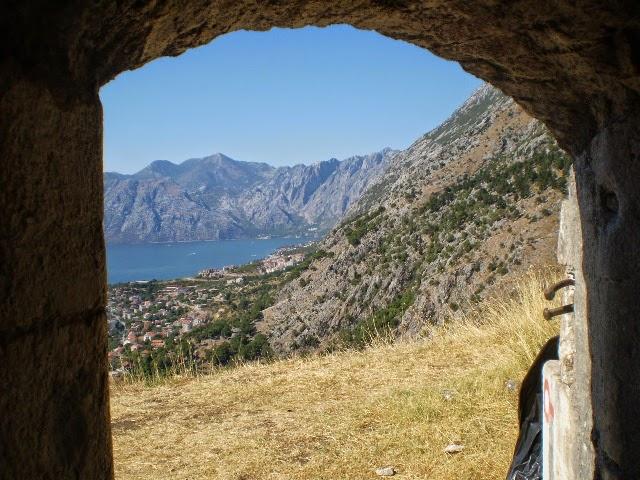Пейзаж-Черногории